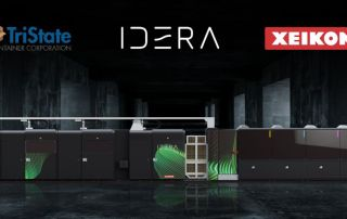 ProCorr Display and Packaging XEICON Idera Single Pass Digital Printer