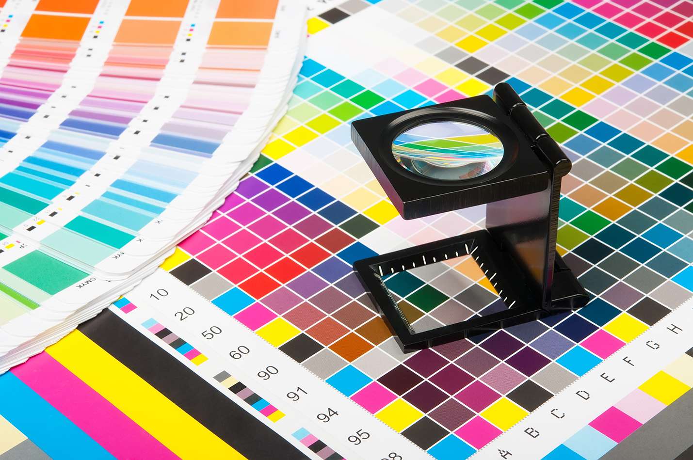 ProCorr Display and Packaging Color Matching PMS Pantone